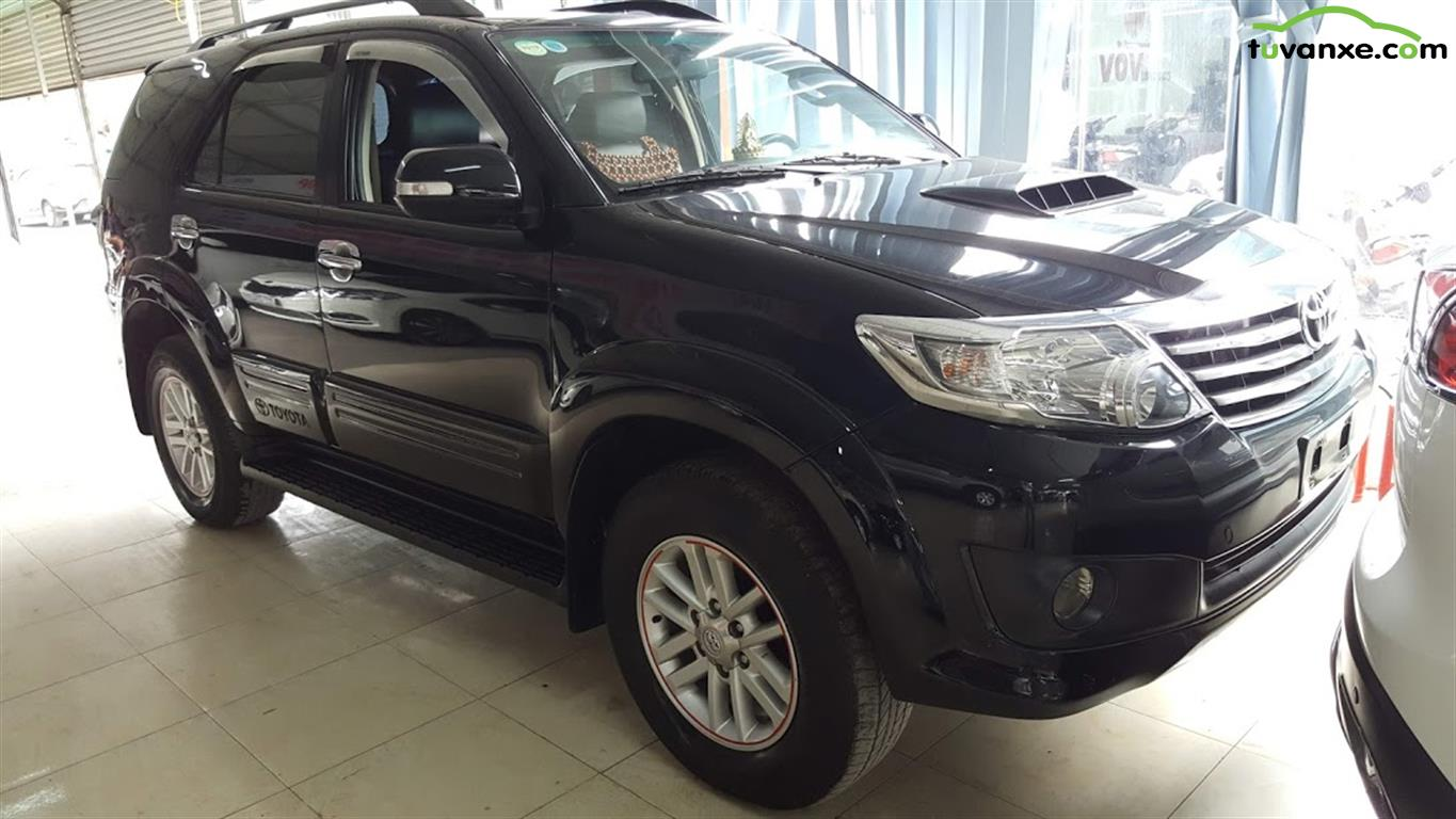 xe Bán Toyota Fortuner 2.5G 4x2 2014