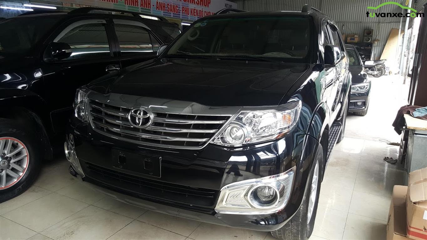 Toyota Fortuner 2.5G 2015