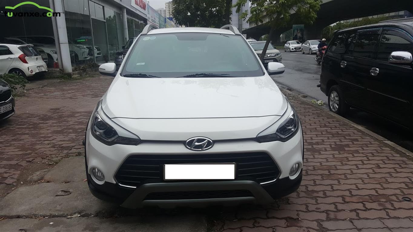 xe Bán Hyundai i20 Active 2015