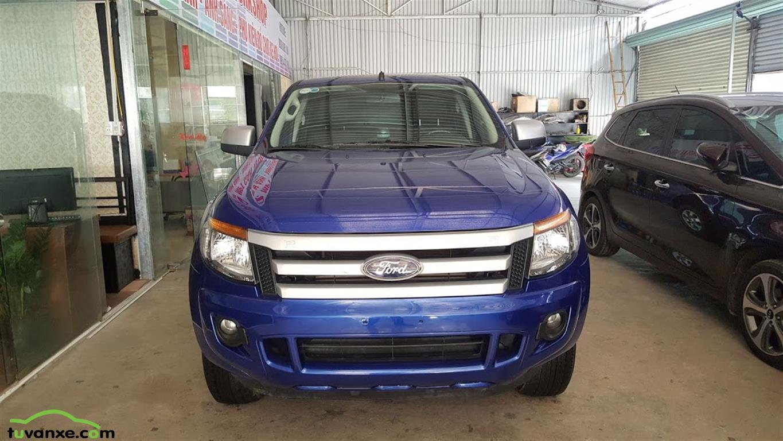 Ford Ranger XLS 2.2 MT 4x2 2015