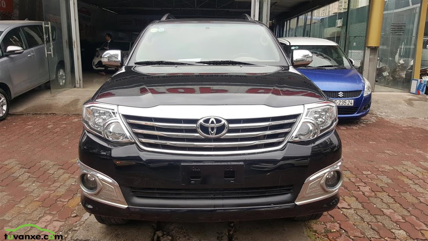 xe Bán Toyota Fortuner 2.7V 4x2 2015
