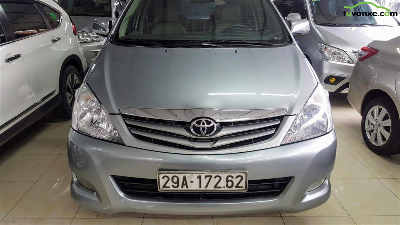 Toyota Innova GSR 2011