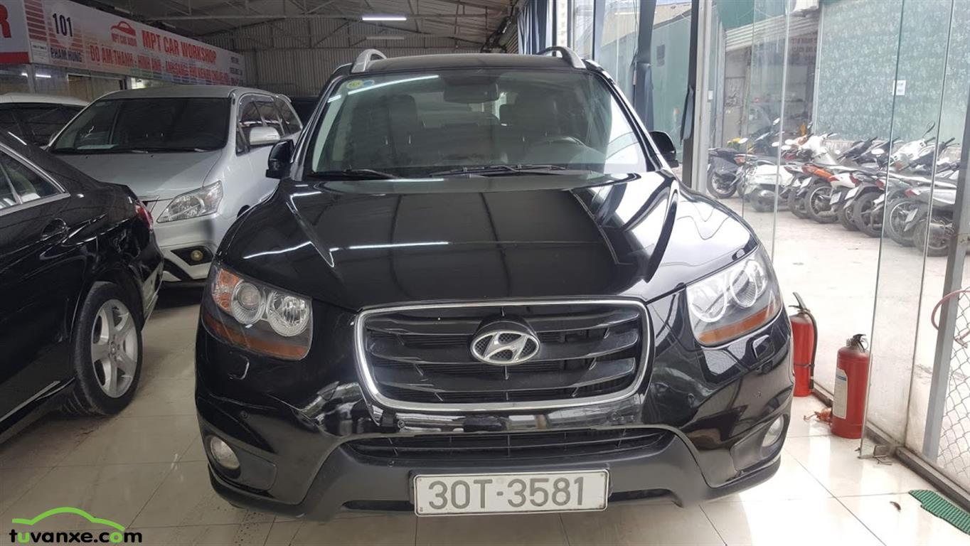 Hyundai SantaFe SLX 2009