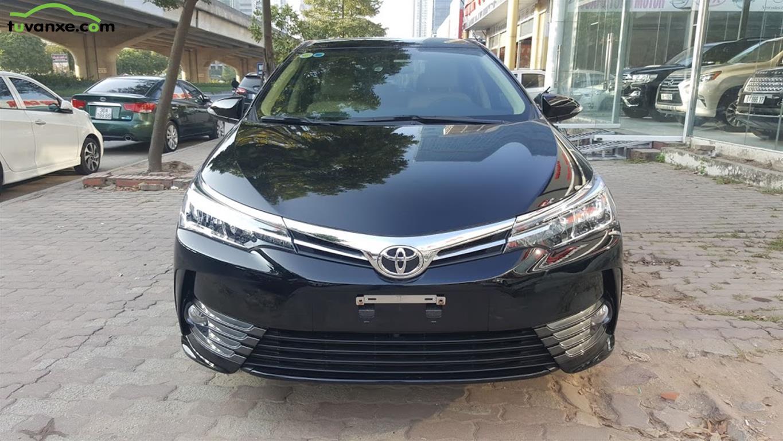 xe Bán Toyota Corolla Altis 1.8G 2018