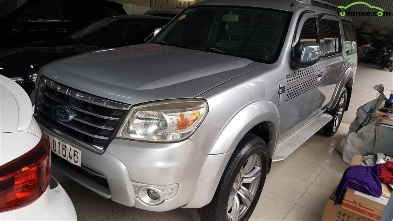 xe Bán Ford Everest Limited 4x2 2010