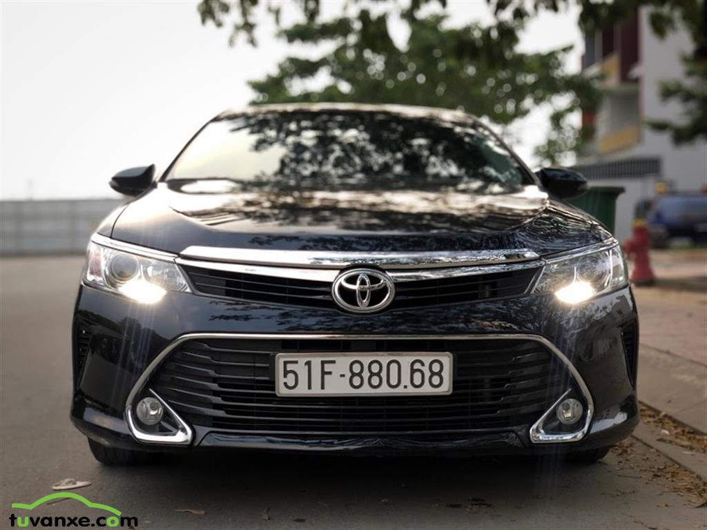 xe Bán Toyota Camry 2.5Q 2017
