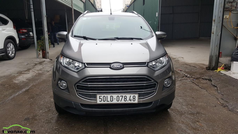 Ford EcoSport 1.5 Titanium 2016