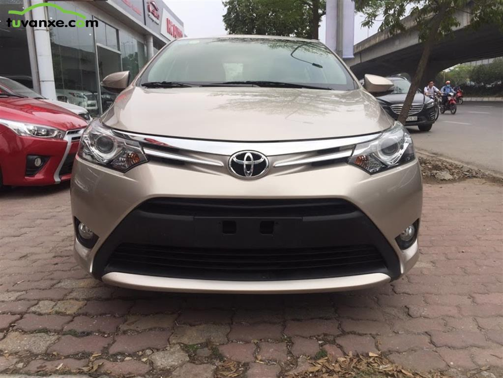 xe Bán Toyota Vios G 2015