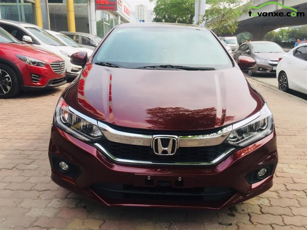 xe Bán Honda City 1.5 TOP model 2018
