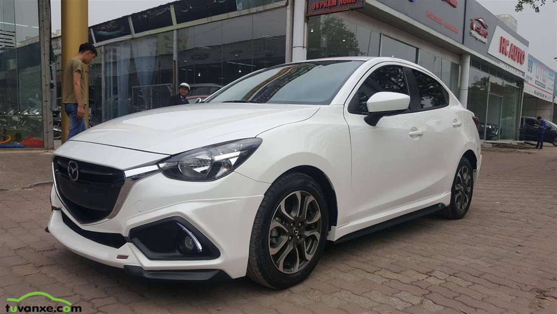 Mazda 2 sedan 2016
