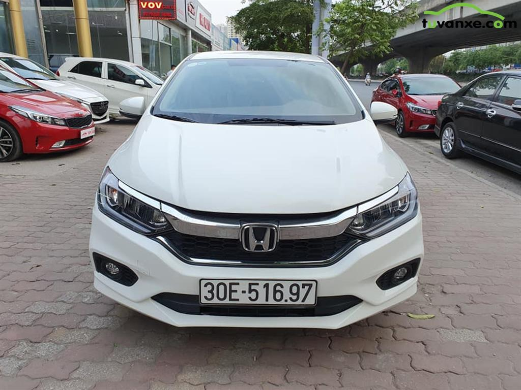Honda City 1.5 TOP model 2018