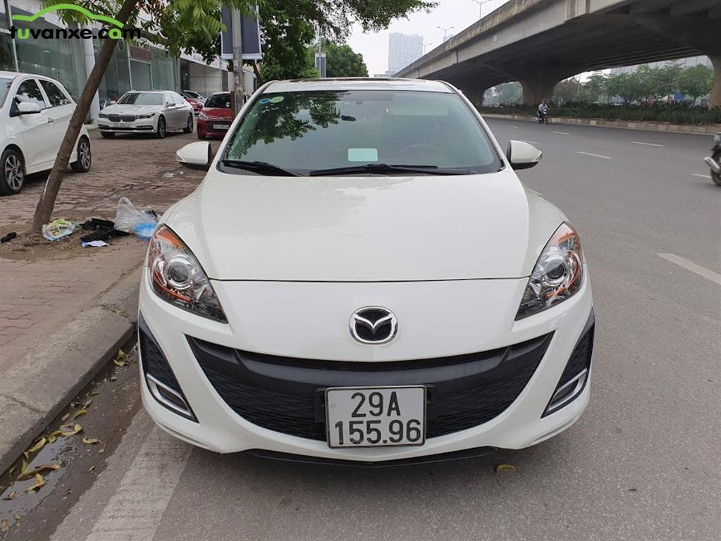 Mazda 3 1.6 sedan 2011