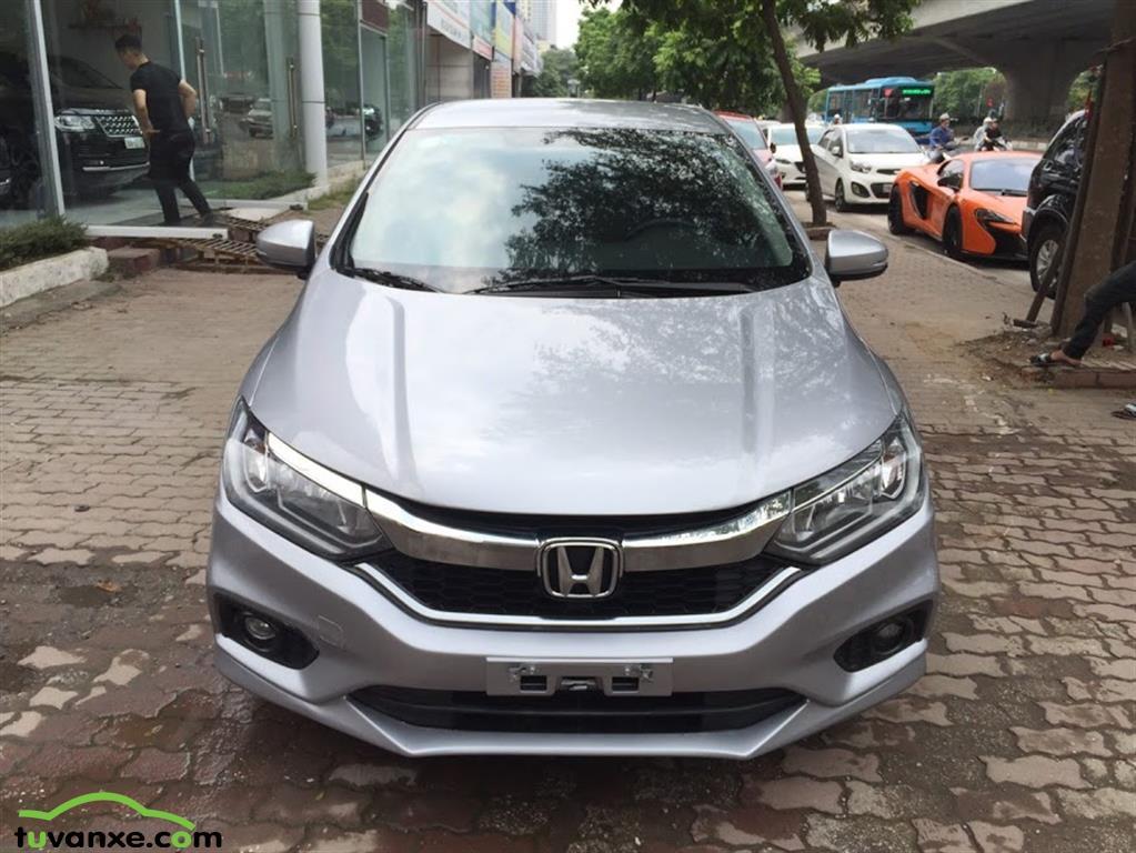 xe Bán Honda City 1.5 model 2018