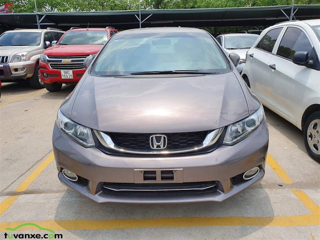 Honda Civic 2.0 2015