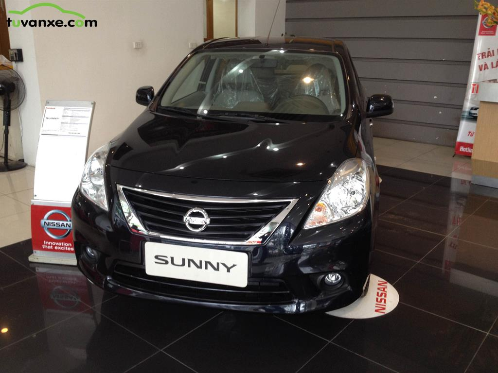 Nissan Sunny XV 2015