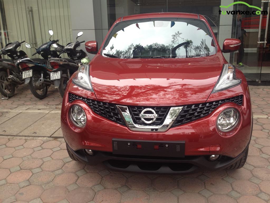 Nissan Juke 2015 CVT