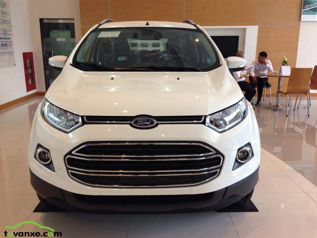 Ford EcoSport 1.5 AT Titanium 2015