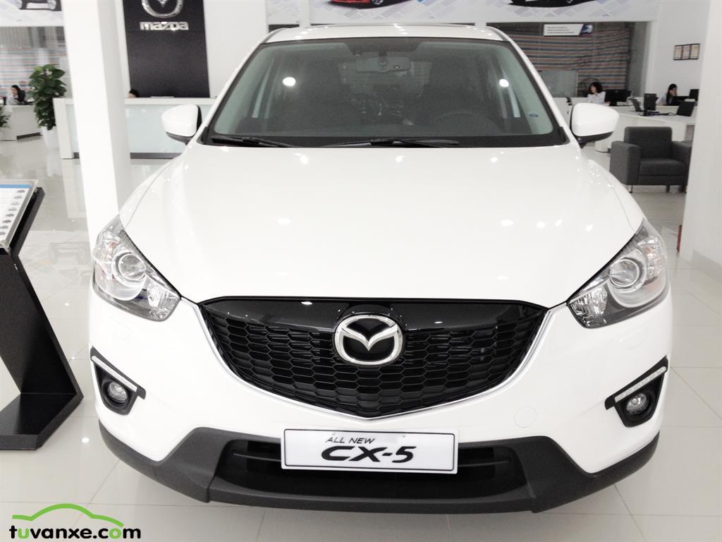 Mazda CX-5 2WD 2015