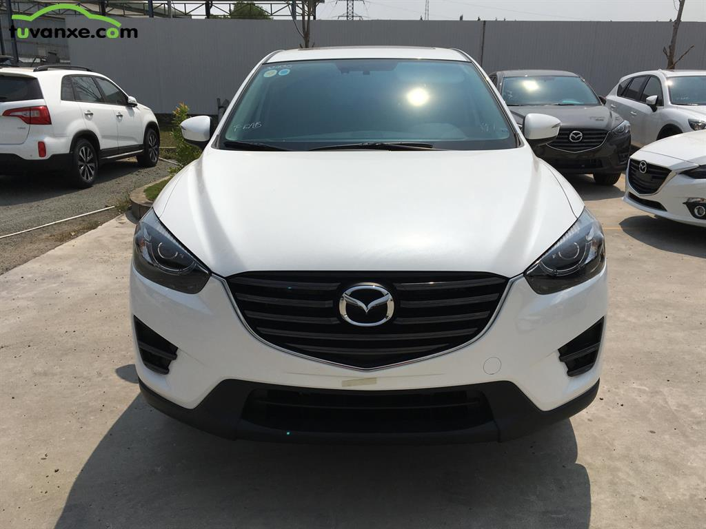 Mazda CX-5 2.5 AWD 2016