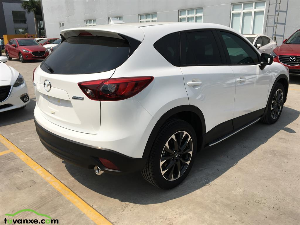 Ban xe Mazda CX-5 AWD