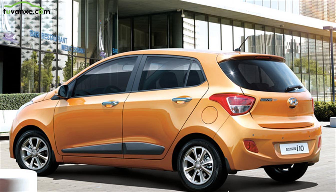 Ban xe Hyundai i10 GRAND
