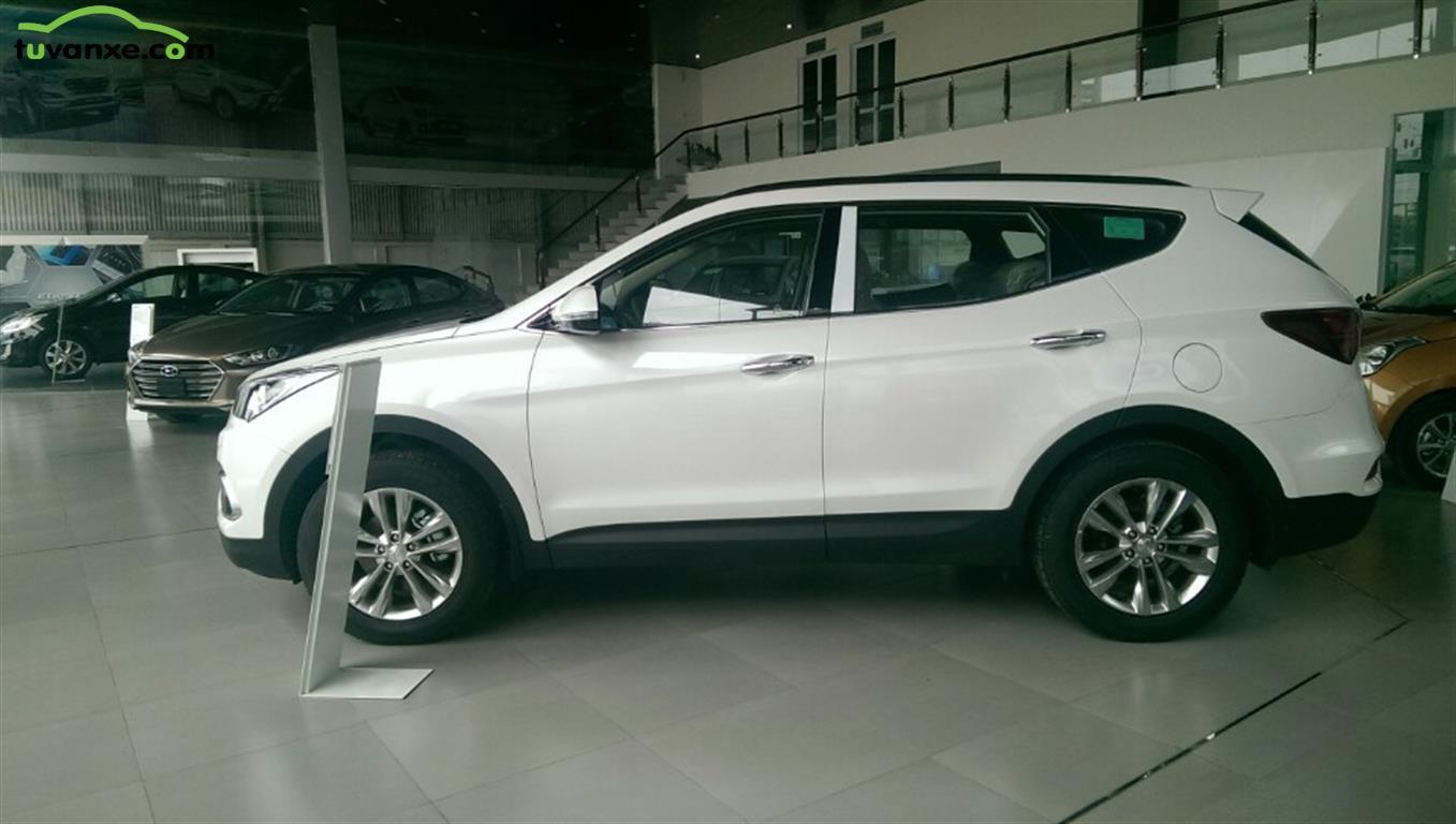 Hyundai SantaFe 2.4 4WD 2016