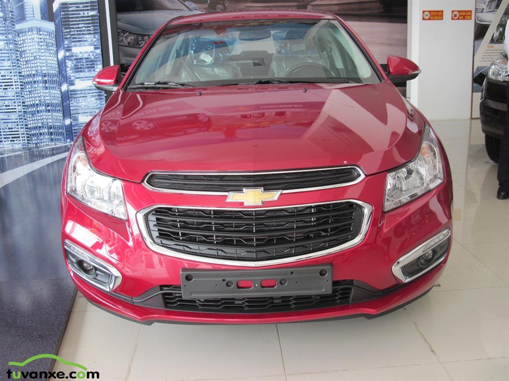 Chevrolet Cruze LT model 2016