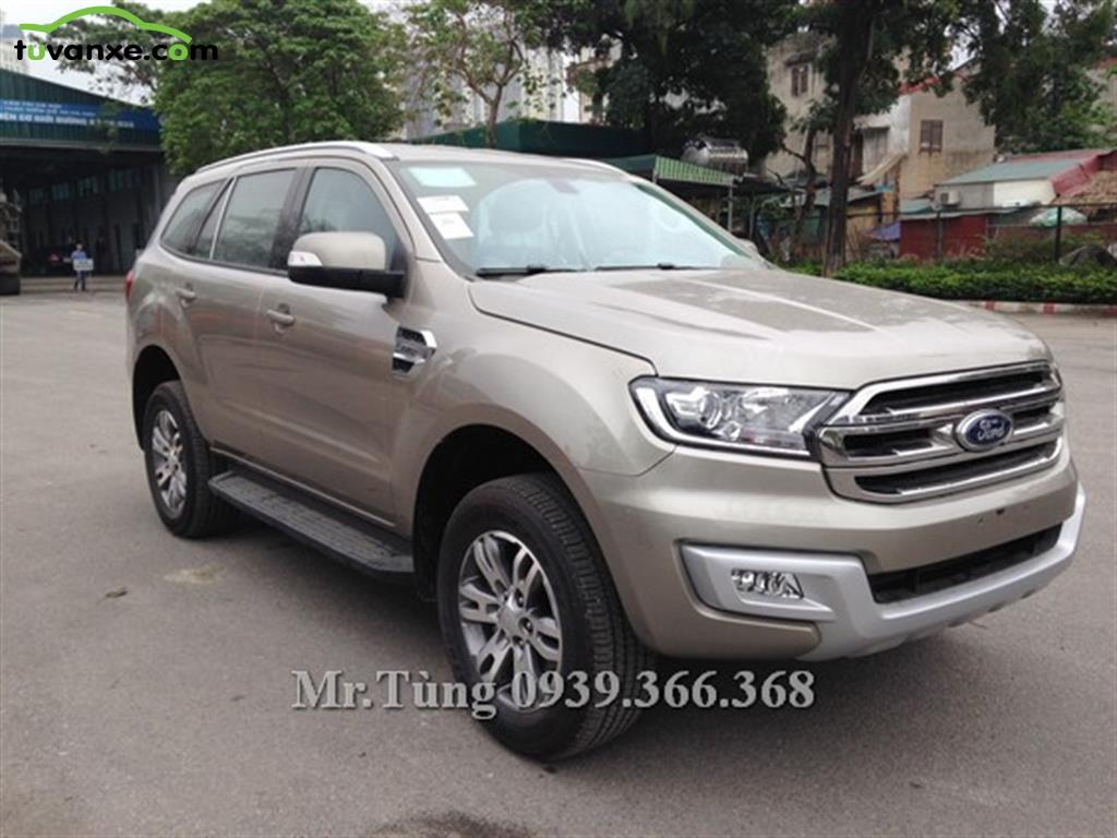 Ford Everest Trend 2.2 AT 4x2 2016