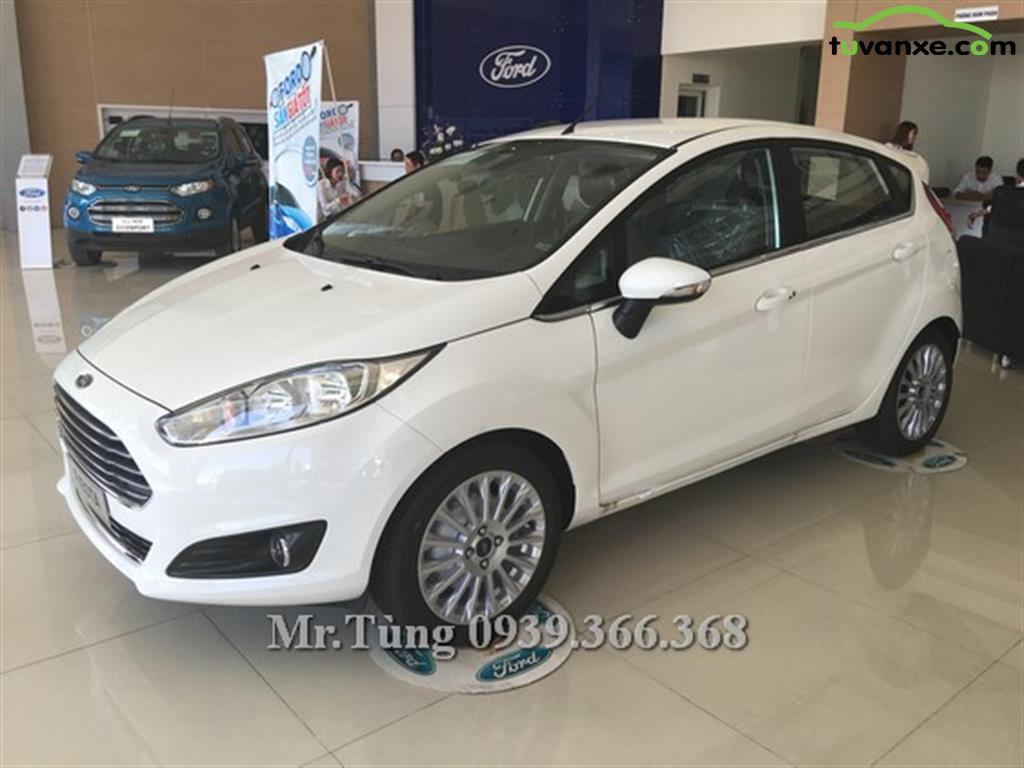 Ford Fiesta 1.5 Sport 2016