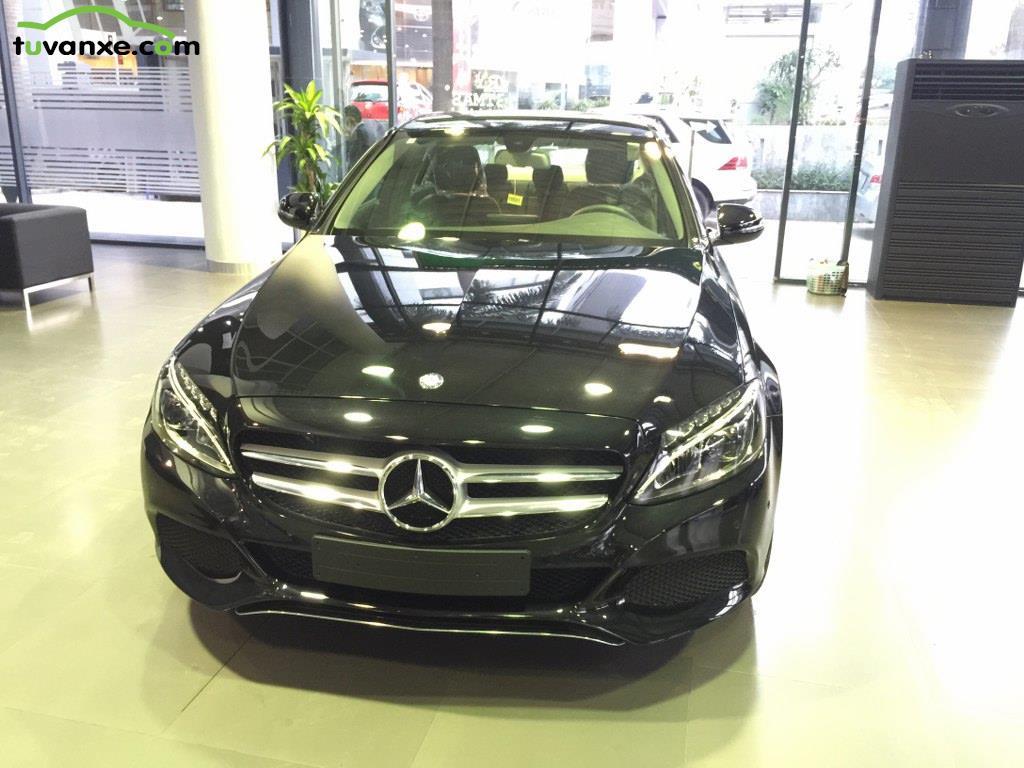 Mercedes-Benz C-Class C200 2016