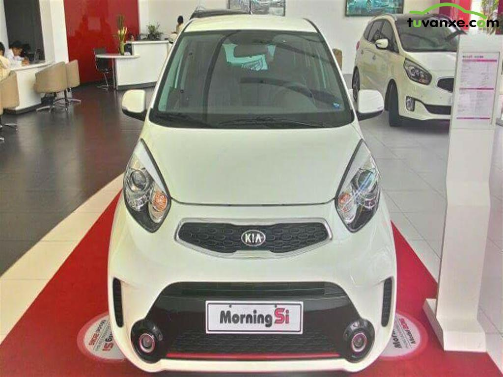 Kia Morning EX 2016