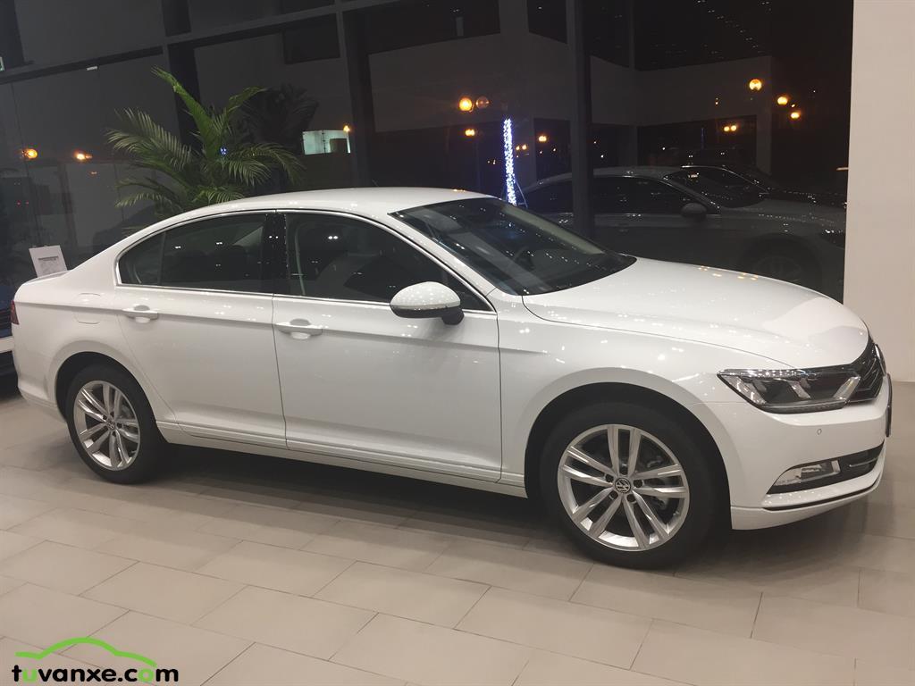 Volkswagen Passat 1.8 2017