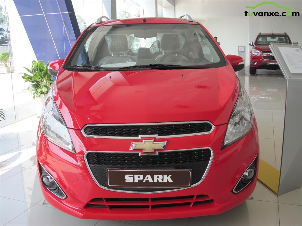 Chevrolet Spark 1.0 LTZ 2014