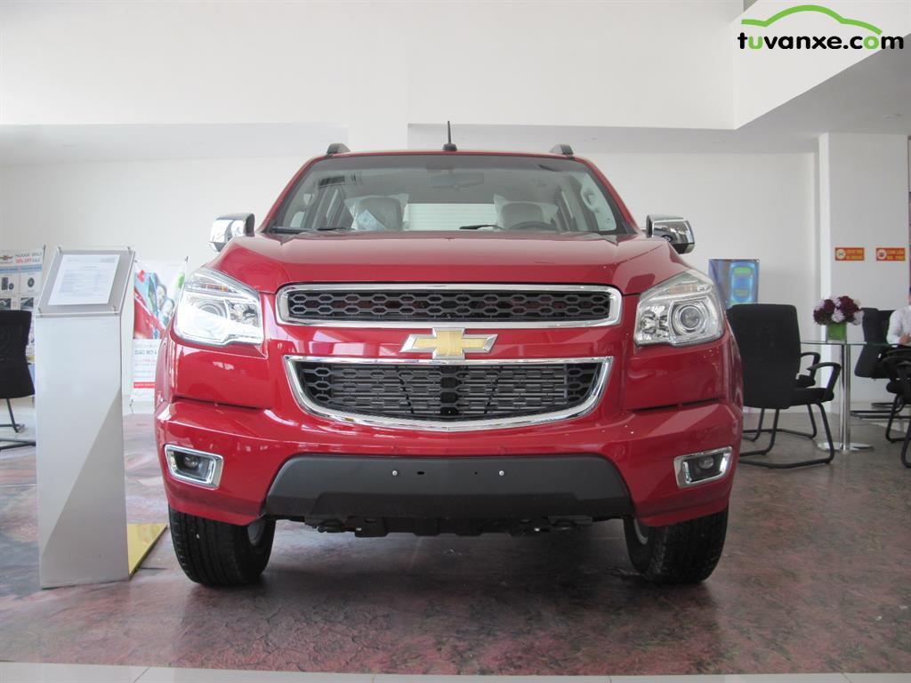 Chevrolet Colorado LTZ 2.8 AT 2015