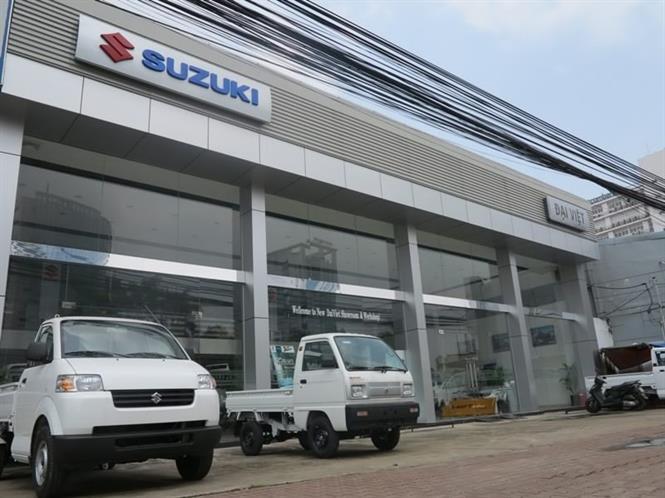 anh dai ly Suzuki Đại Việt