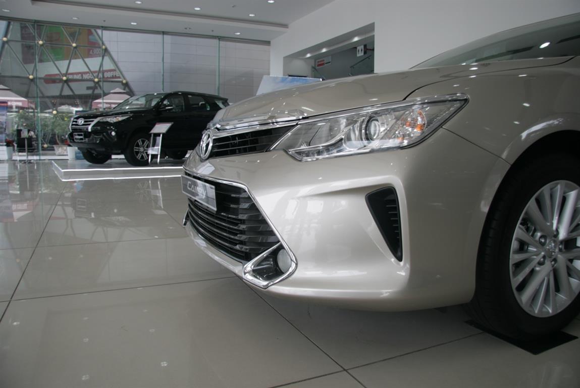 Toyota Camry 2.0E 2017