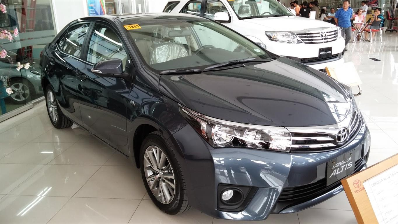 Ảnh Toyota Corolla Altis 1.8G AT 2016