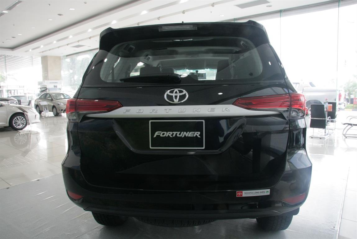 Toyota Fortuner 2.4G 4x2 2017