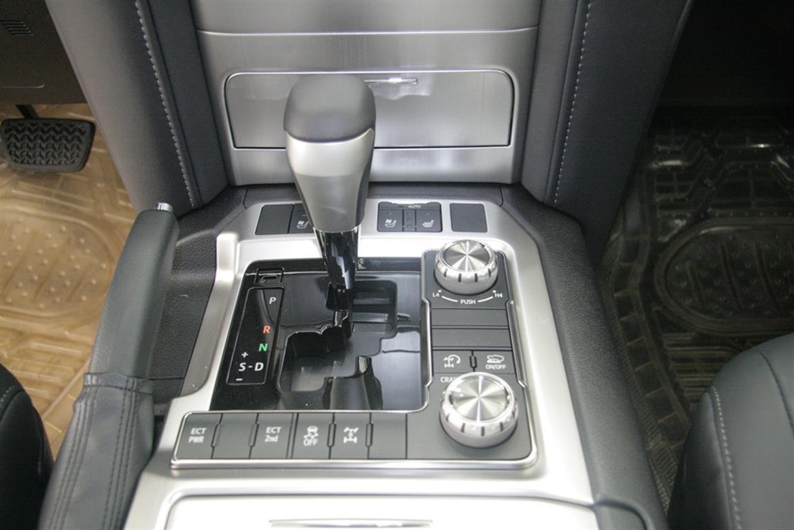Ảnh Toyota Land Cruiser VX 2017