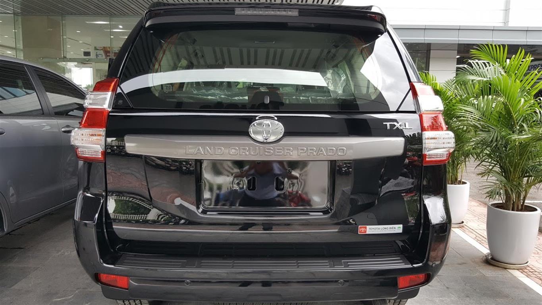 Toyota Prado TX-L 2017