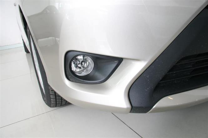 Ảnh Toyota Vios E 2015