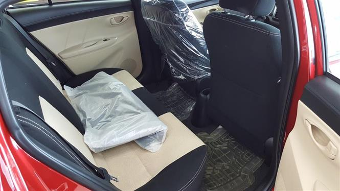 Ảnh Toyota Yaris E 2016
