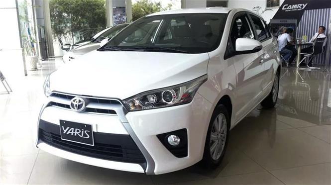 Ảnh Toyota Yaris G 2016