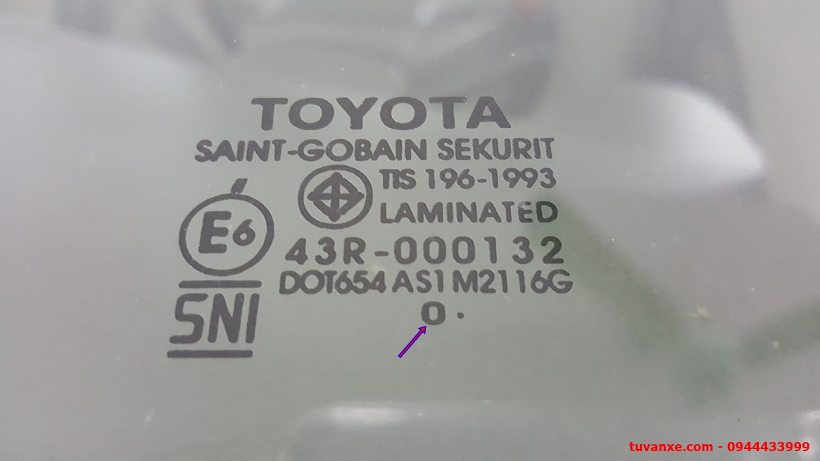 Kinh lai xe Toyota Vios 2010